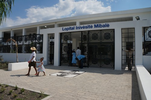 Mirebalais Hospital