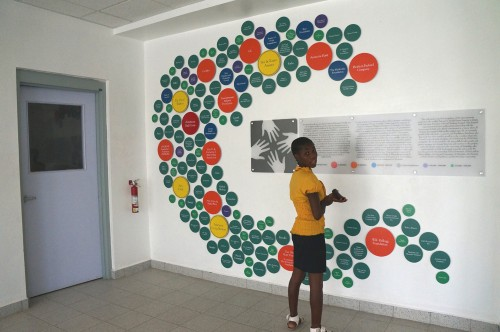 PIH Donor Wall