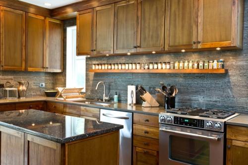 Edgewater Renovation: Kitchen