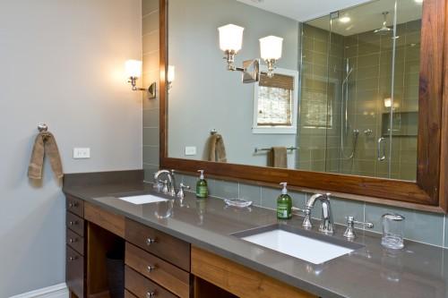 Edgewater Renovation: Bathroom