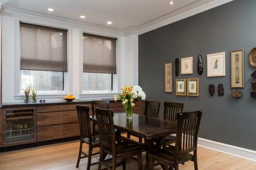 Ann Clark Architects: Dining Room
