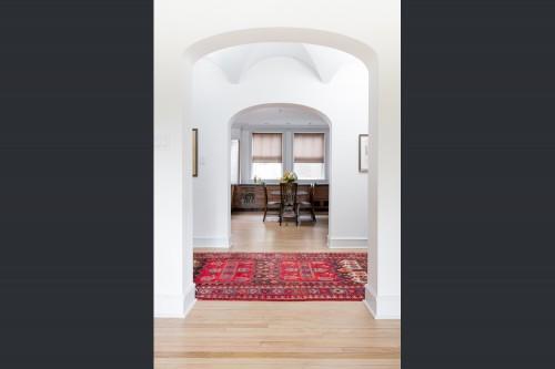 Ann Clark Architects: Living Room