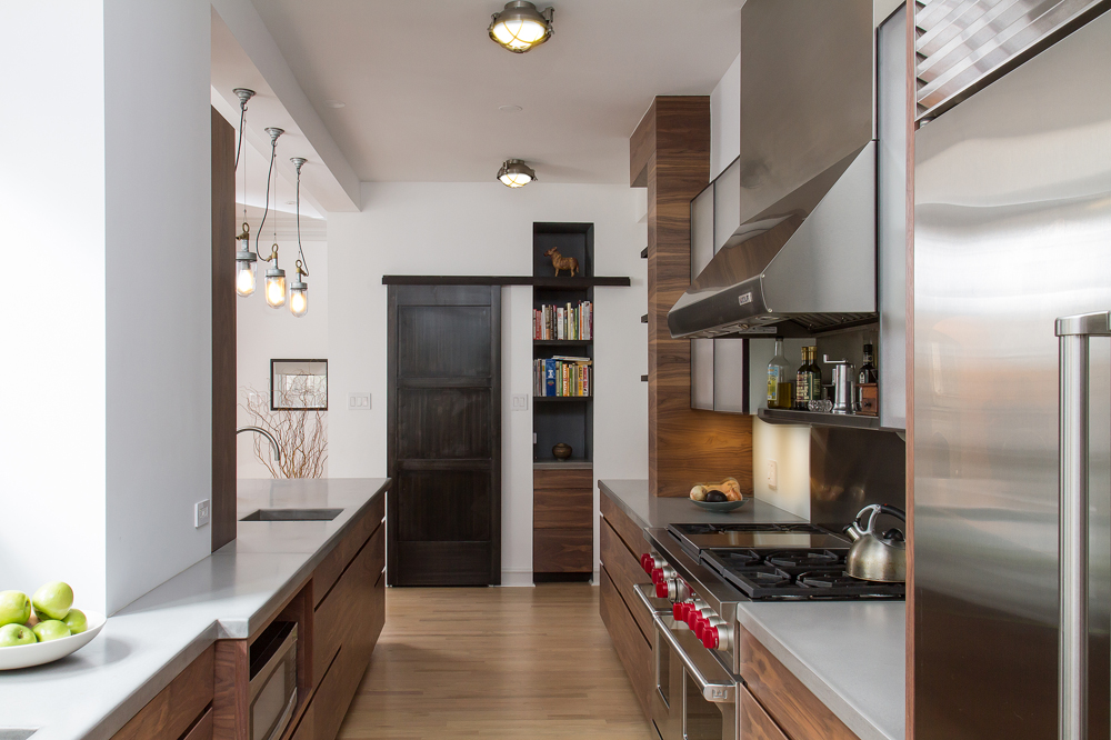 Ann Clark Architects: Kitchen